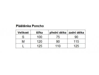 Pláštěnka HAVEN Poncho II Grey/Pink