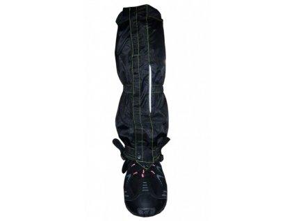 Zimní návleky na kalhoty HAVEN ICEBRAKER BLACK junior