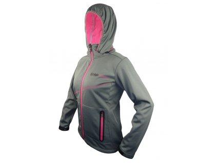 Bunda HAVEN Thermotec women grey/pink