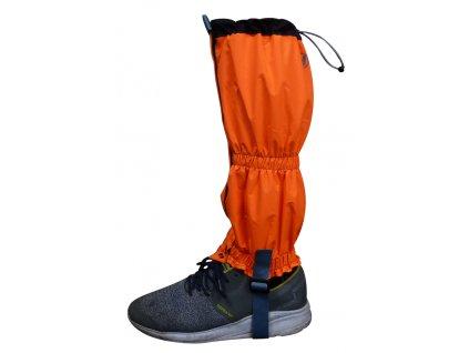 Zimní návleky na kalhoty HAVEN ICEBRAKER orange