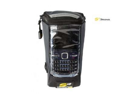 brašna Sport Arsenal 500 řidítková na mobil