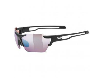 brýle UVEX Sportstyle 803 CV černé outdoor