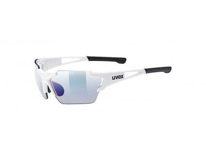 brýle UVEX Sportstyle 803 small race VM bílé