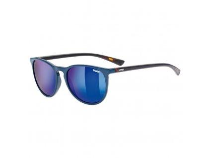 brýle UVEX LGL 43 havana modré