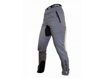 Kalhoty NALISHA Long grey/black