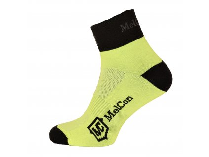 Ponožky MelCon Bikers Fluo