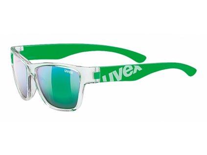 brýle UVEX Sportstyle 508 zelené