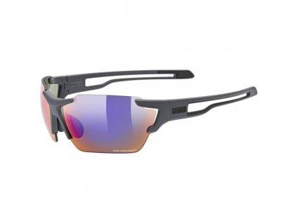 brýle UVEX Sportstyle 803 CV tmavě šedé