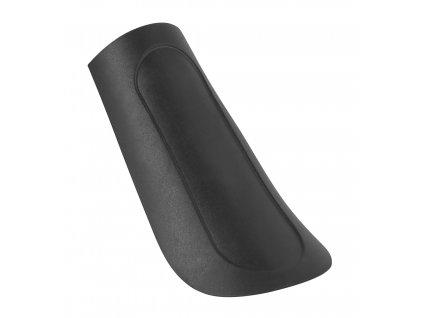 koncovka blatníku FORCE31, plastová, černá