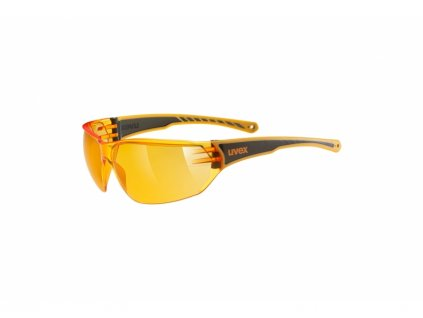brýle UVEX Sportstyle 204 oranžové