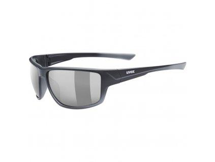 brýle UVEX Sportstyle 230 černé