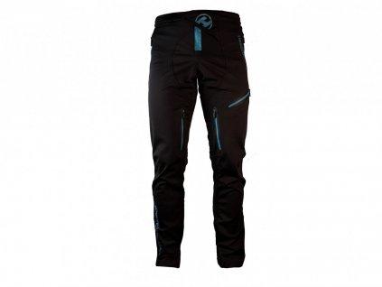 Kalhoty HAVEN ENERGIZER POLAR LONG black/blue - men/women
