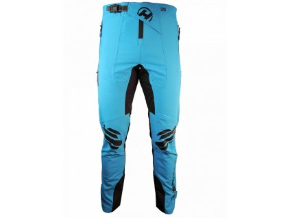 Kalhoty HAVEN RIDE-KI LONG black/blue