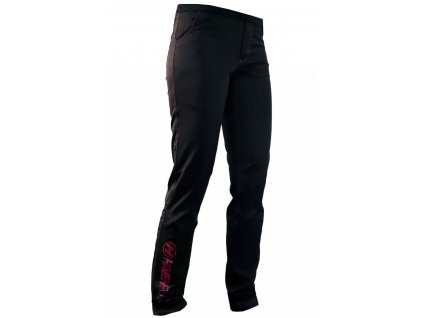 Kalhoty HAVEN FUTURA black/pink