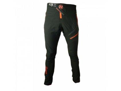Kalhoty HAVEN ENERGIZER LONG black/red - men/women
