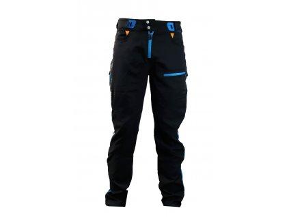 Kalhoty HAVEN SINGLETRAIL LONG black/blue