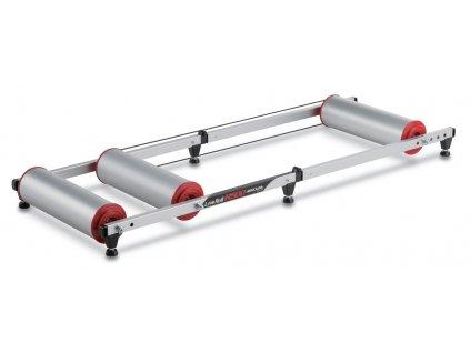 válce LiveRoll R500 tréninkové, hliníkové, stříbr.