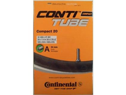 duše Continental Compact 20 (32-406/47-451) AV/34mm