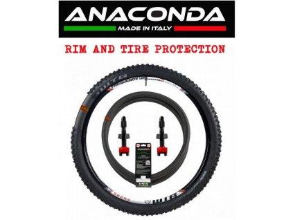 """vnitřní vložky do pláště ANACONDA 27.5"""" 2,0-2,225"""
