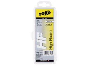 Parafín / Vosk Toko HF žlutý 120g