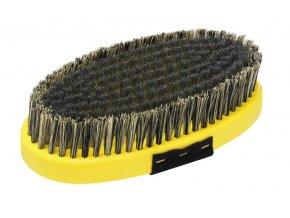 Kartáč Toko ocelový Base Brush oval STEEL WIRE