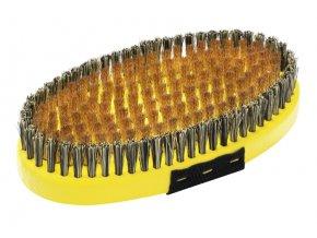 Kartáč Toko Bronzový Base Brush oval COPPER