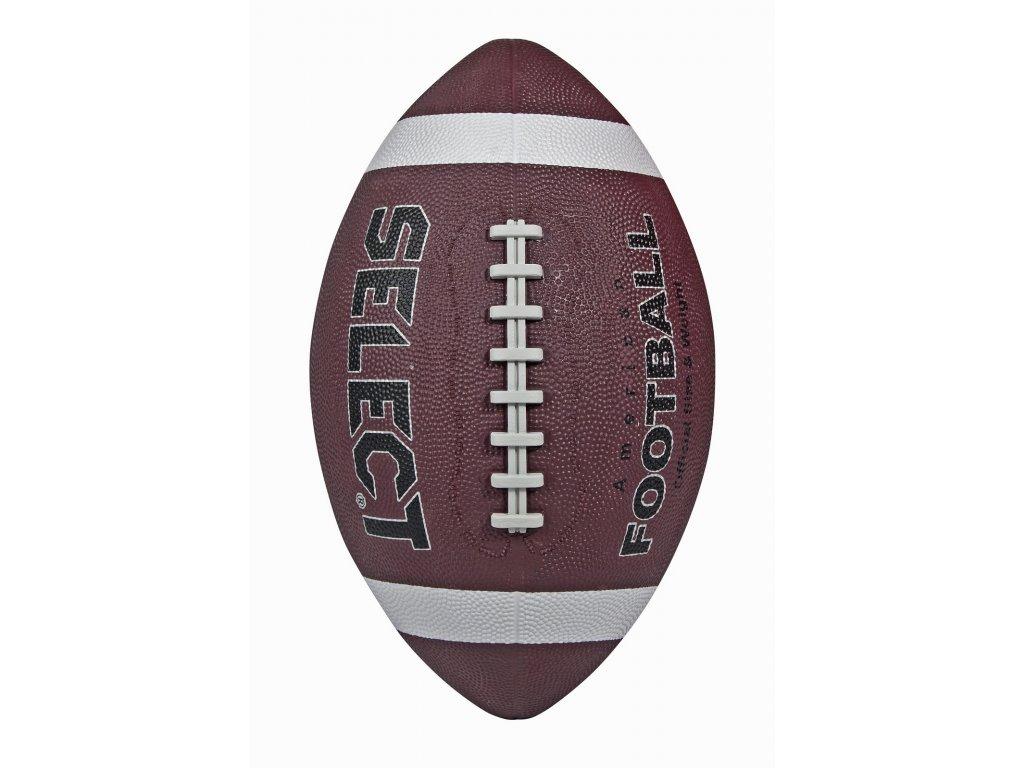 Míč na americký fotbal Select American football hnědá