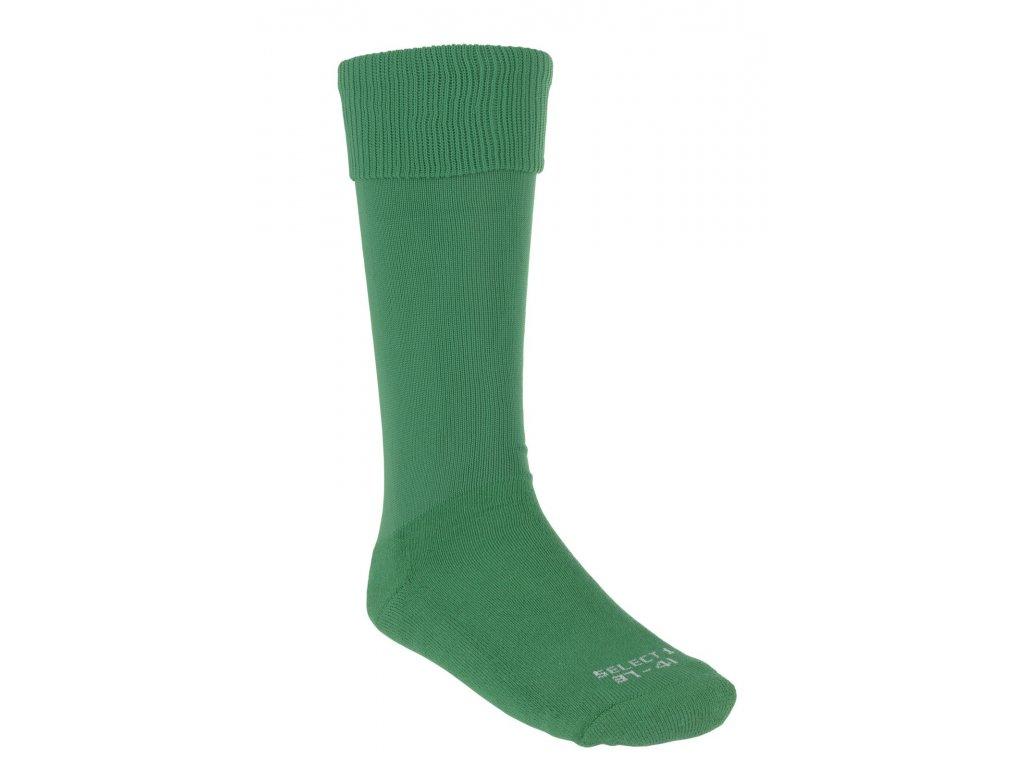 Fotbalové ponožky Select Football socks zelená