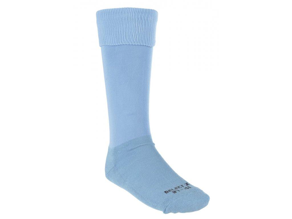 Fotbalové ponožky Select Football socks světle modrá