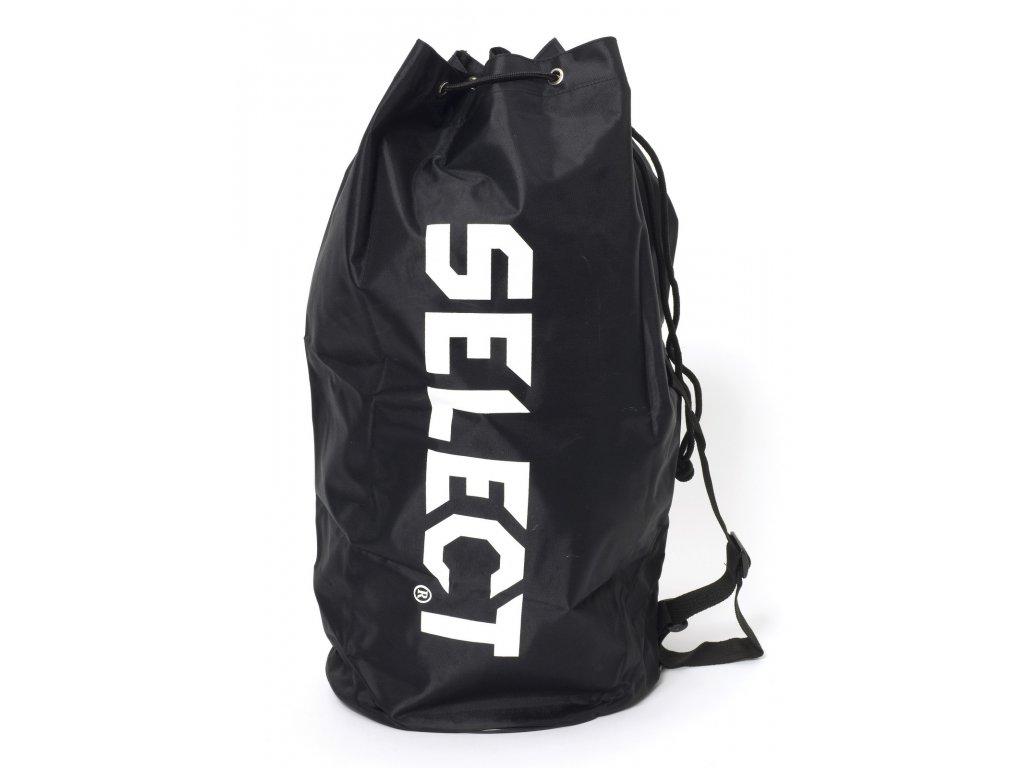 Pytel na míče Select Handball bag Select 10-12 balls černá