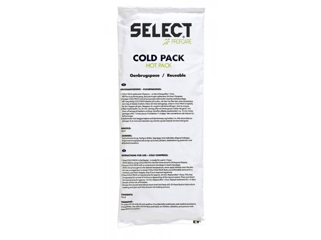 Chladící/Hřejivý sáček Select Hot/cold pack bílá
