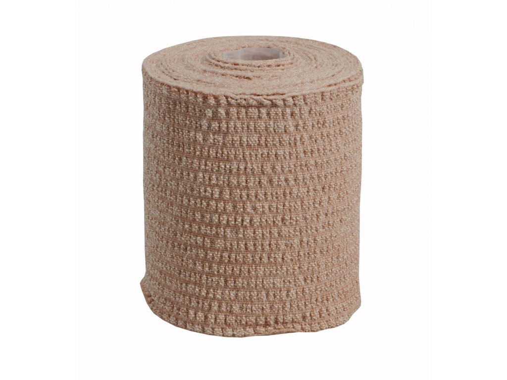 Bandáž Select Tensoplus self-adhesive bandage béžová