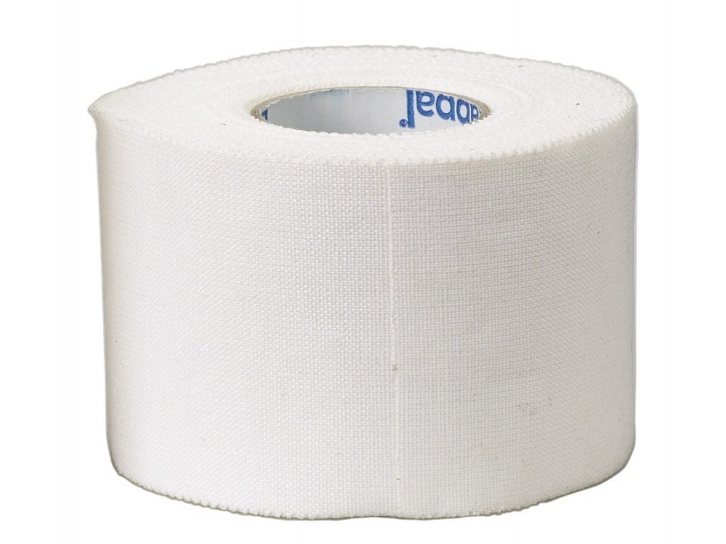 Sportovní tejp Select Strappal sportstape 2,5 cm bílá