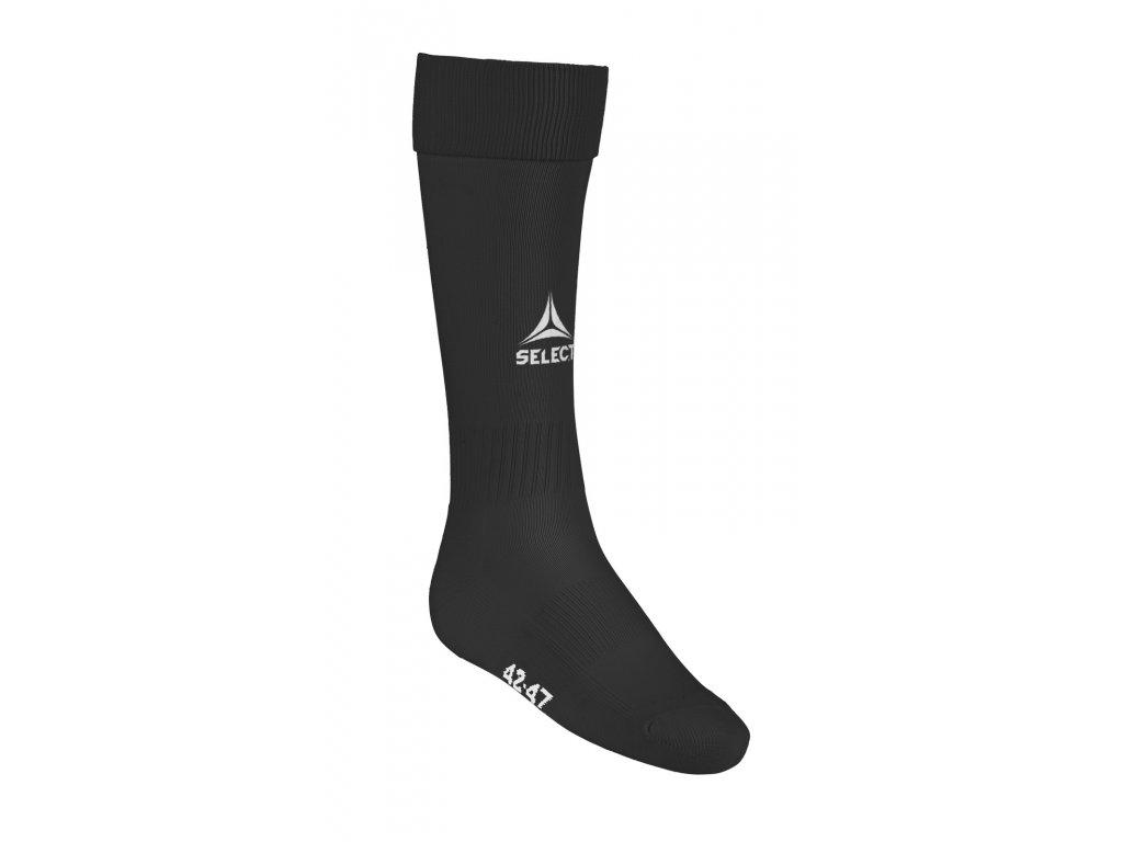 Fotbalové ponožky Select Football socks Elite černá