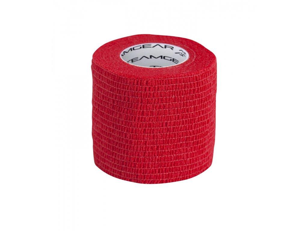 Tejp na ponožky Select Sock wrap červená