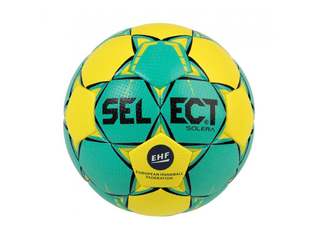 Házenkářský míč Select HB Solera žluto zelená