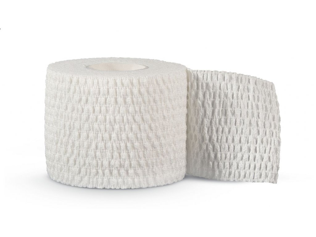 Tejpovací páska Select Stretch Tape bílá