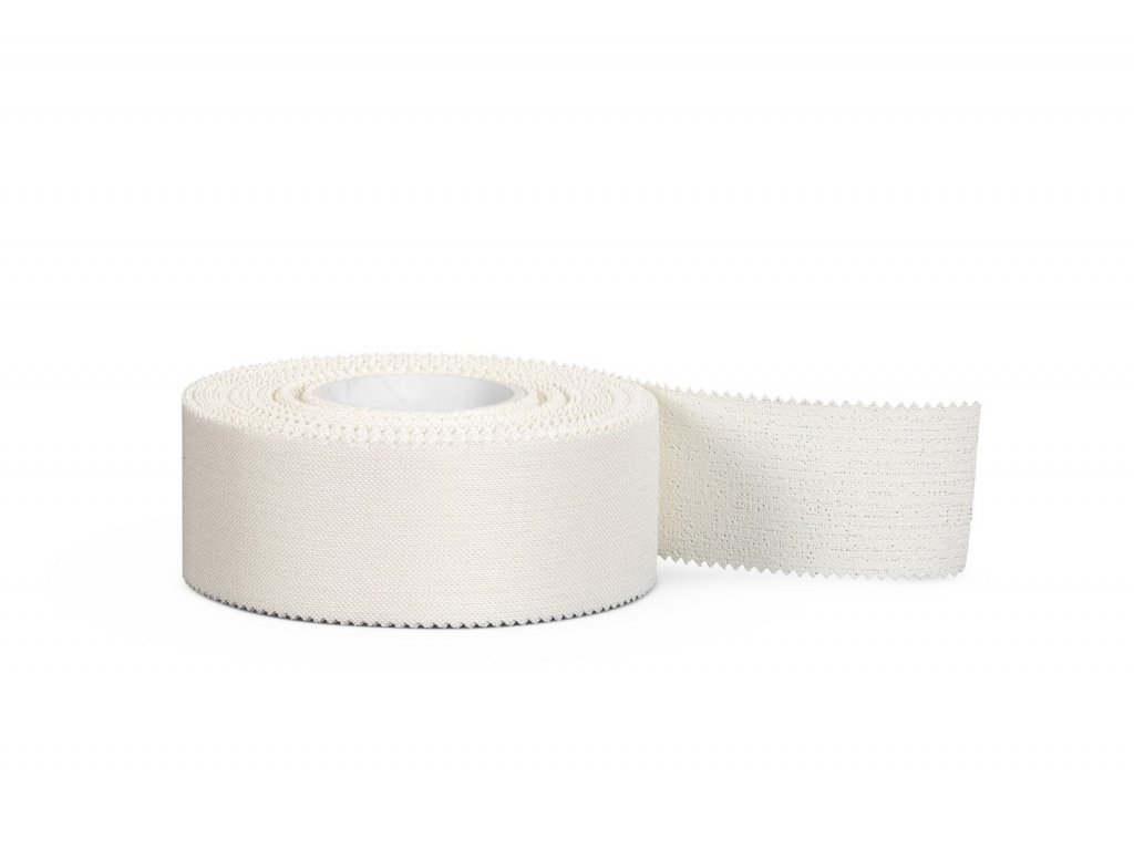 Tejpovací páska Select Pro Strap sportstape II bílá 2,5 cm