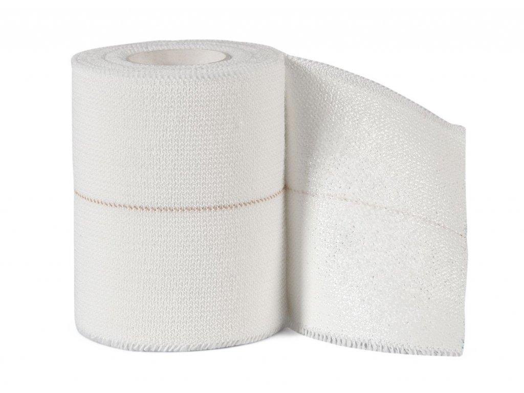 Tejpovací páska Select Stretch Soft bílá 7,5 cm