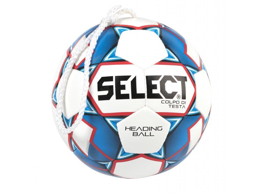 Treninkový míč Select FB Colpo Di Testa bílo modrá