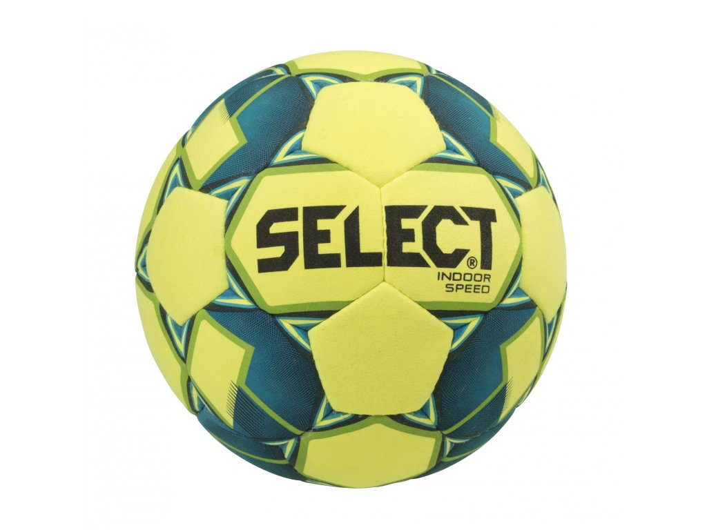 Fotbalový míč Select FB Speed Indoor žluto modrá