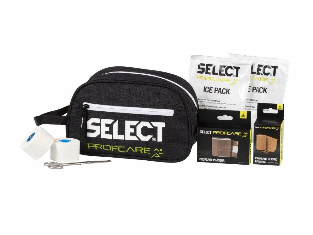 Lékařská taška Select Medical bag mini w/contents černo bílá