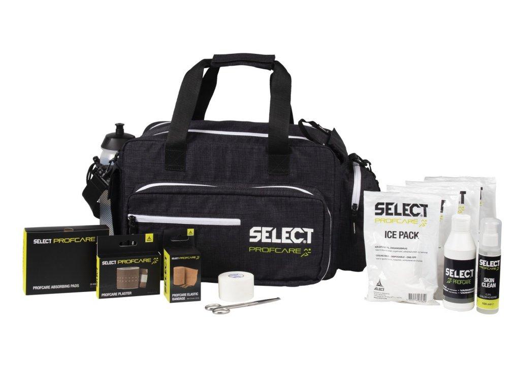 Lékařská taška Select Medical bag junior w/contents černo bílá
