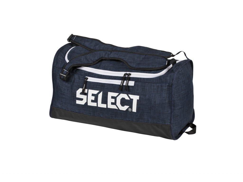 Sportovní taška Select Sportsbag Lazio Small tmavě modrá