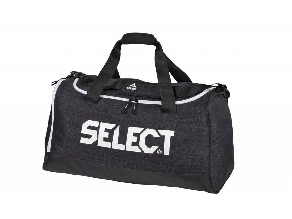 Sportovní taška Select Teambag Lazio černá