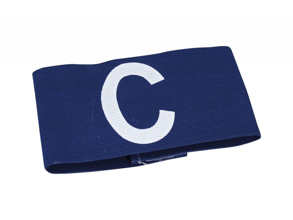 Kapitánská páska Select Captains band junior modrá