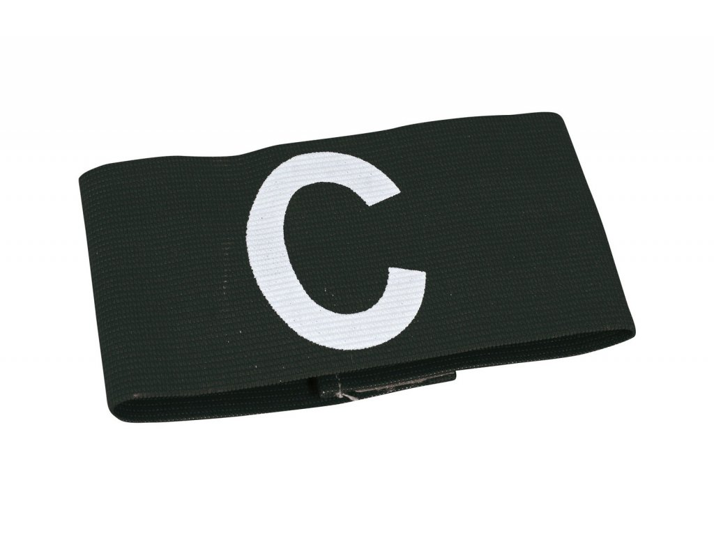 Kapitánská páska Select Captains band senior černá