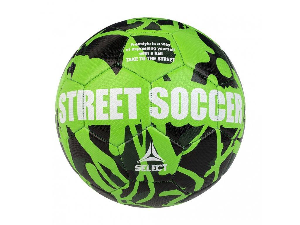 Fotbalový míč Select FB Street Soccer zelená