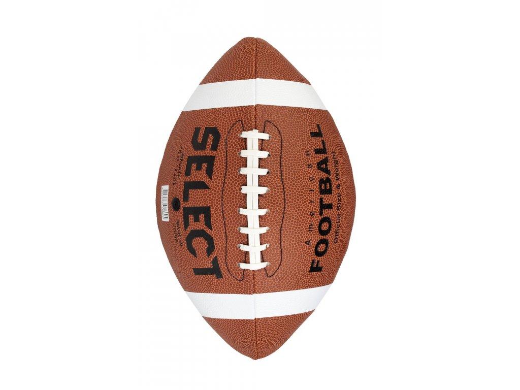 Míč na americký fotbal Select American football Super hnědá
