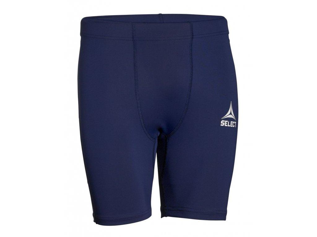 Kompresní šortky Select Tights short Baselayer tmavě modrá